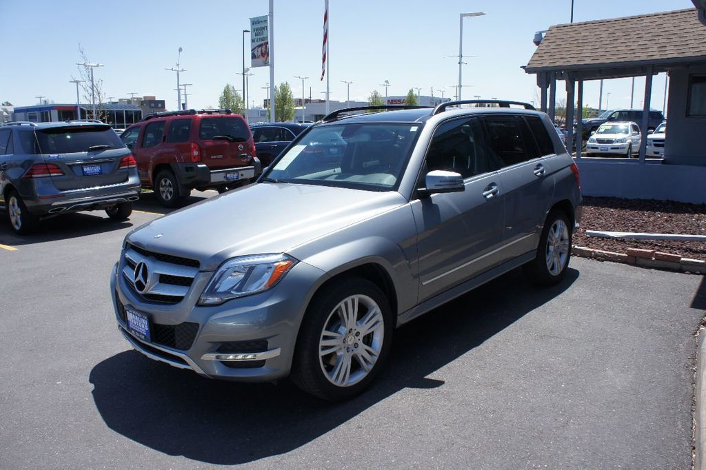 2014 Mercedes-Benz GLK 4MATIC 4dr GLK 350 - 17612440 - 1