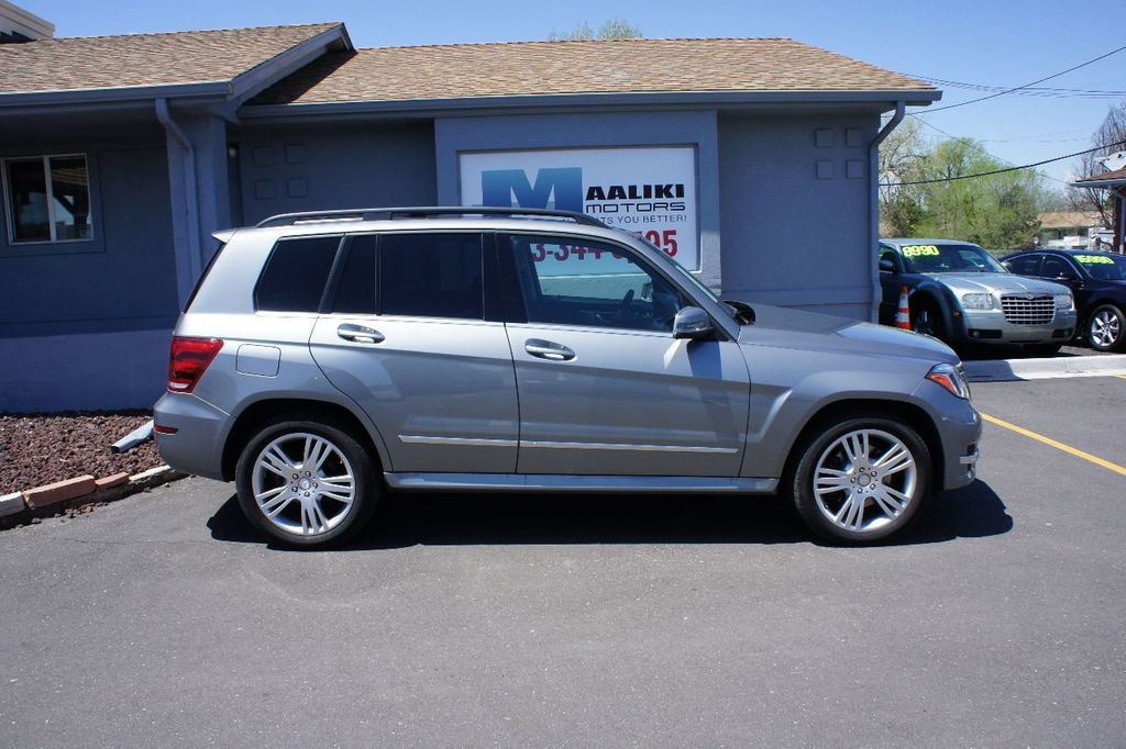 2014 Mercedes-Benz GLK 4MATIC 4dr GLK 350 - 17612440 - 2