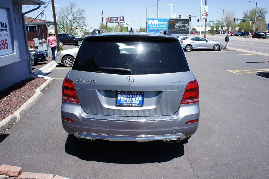 2014 Mercedes-Benz GLK 4MATIC 4dr GLK 350 - 17612440 - 4
