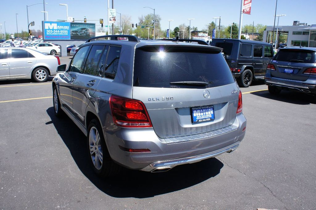 2014 Mercedes-Benz GLK 4MATIC 4dr GLK 350 - 17612440 - 5