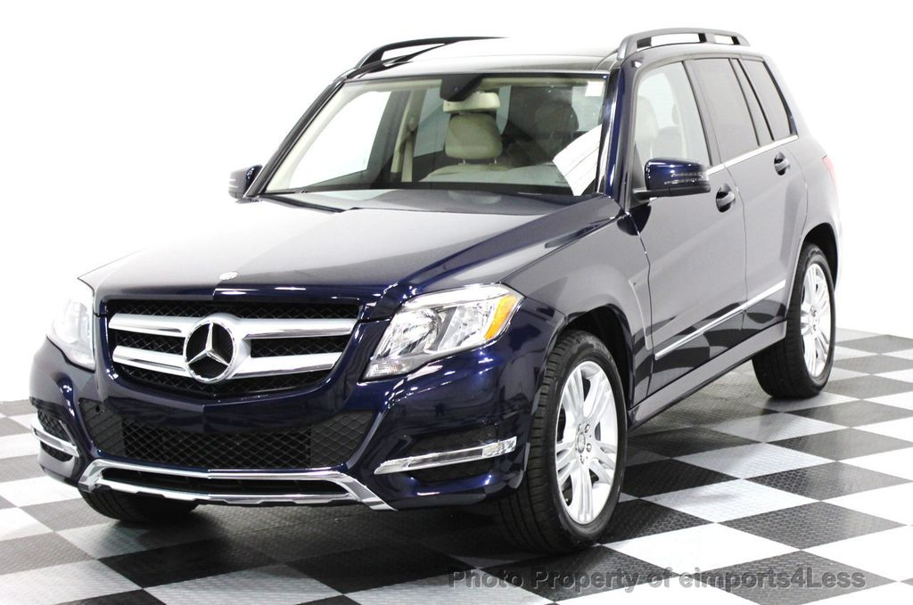 2014 used mercedes benz glk certified glk350 4matic awd for Used mercedes benz glk