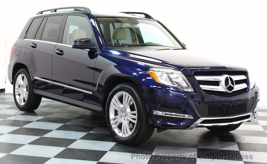 2014 used mercedes benz glk certified glk350 4matic awd. Black Bedroom Furniture Sets. Home Design Ideas