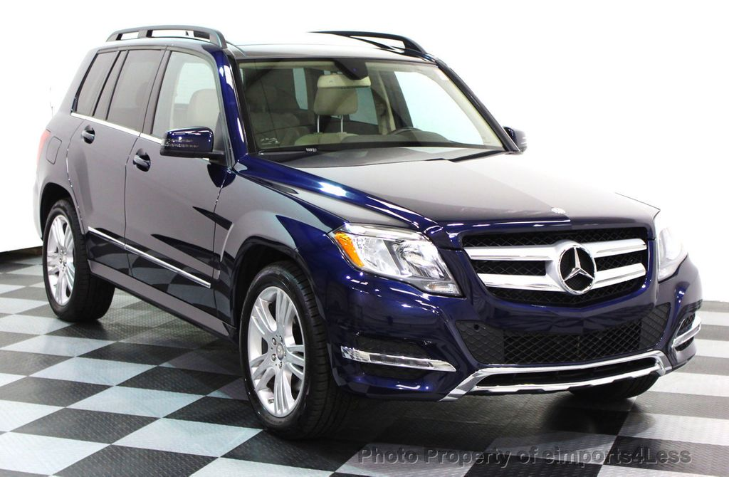 2014 used mercedes benz glk certified glk350 4matic awd for Mercedes benz glk350 used cars