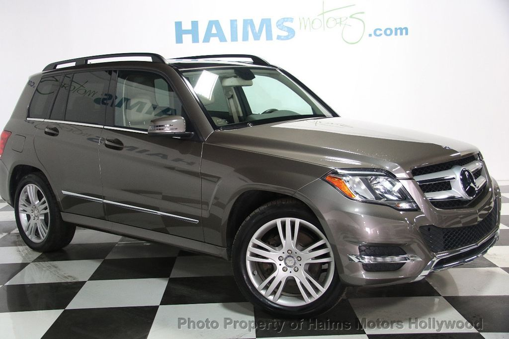 2014 Mercedes-Benz GLK GLK350 4MATIC - 16116656 - 2