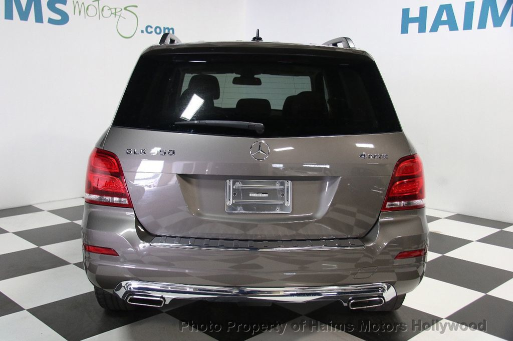 2014 Mercedes-Benz GLK GLK350 4MATIC - 16116656 - 4