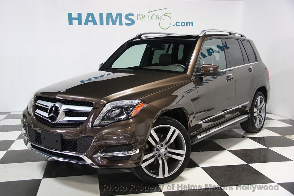 2014 used mercedes benz glk glk350 4matic at haims motors for Mercedes benz hollywood