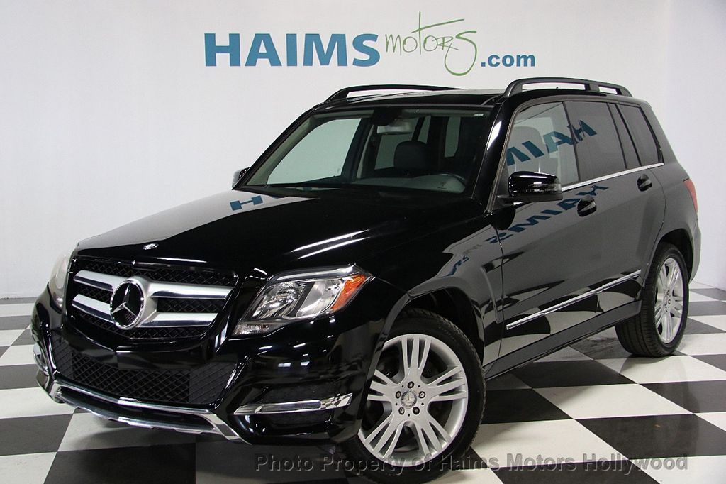 2014 used mercedes benz glk glk350 4matic at haims motors for Mercedes benz fort lauderdale service