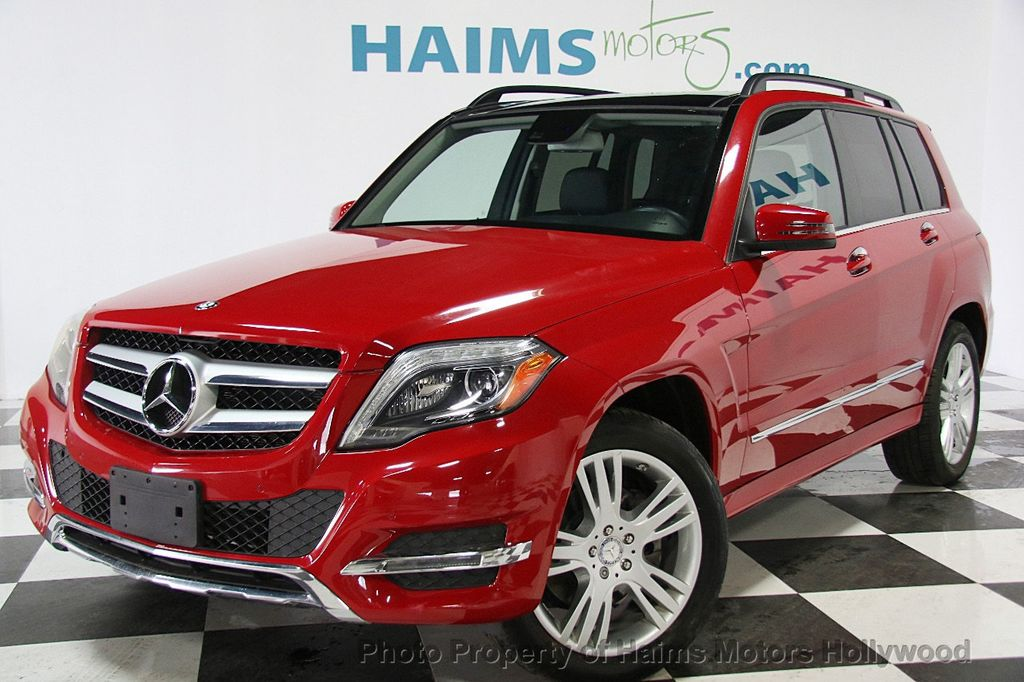 2014 used mercedes benz glk rwd 4dr glk 350 at haims for Used mercedes benz miami