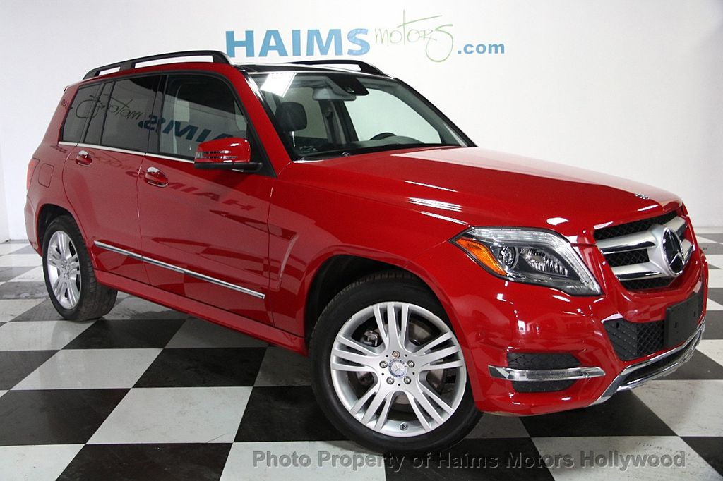 2014 Used Mercedes-Benz GLK RWD 4dr GLK 350 At Haims