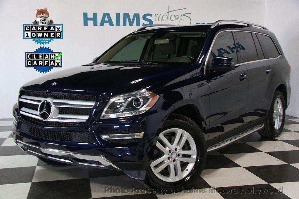 2017 Used Mercedes Benz Gl Cl 4matic 4dr 350 Bluetec At