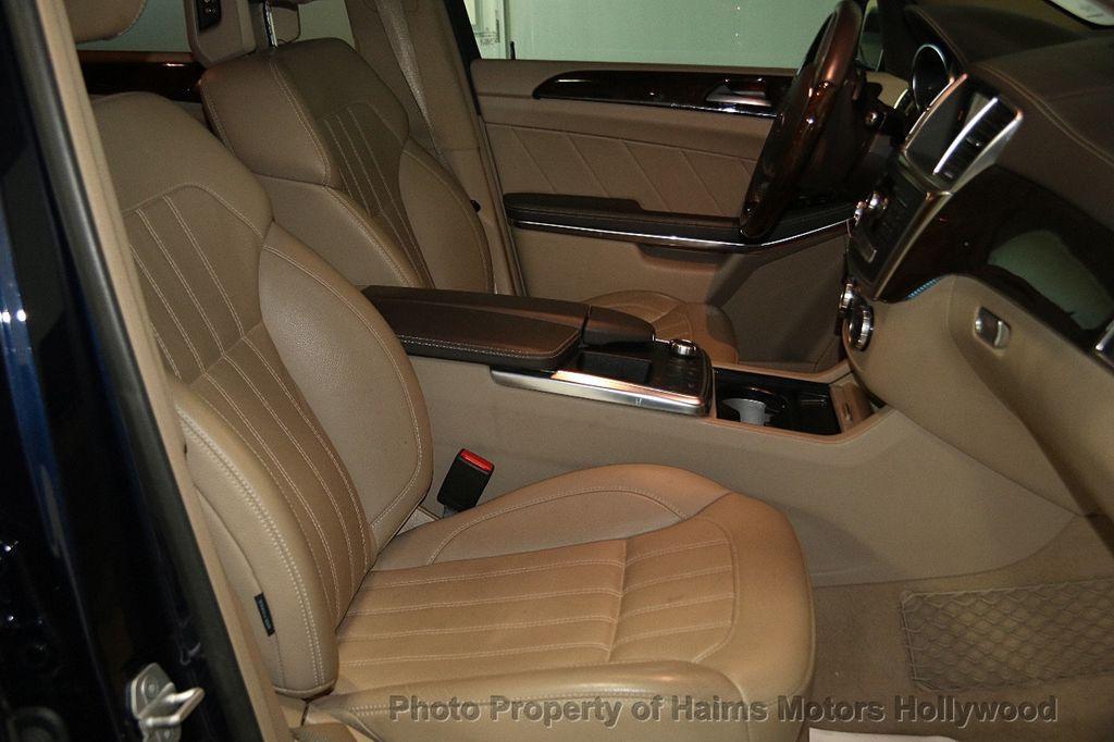 2014 Mercedes-Benz GL-Class 4MATIC 4dr GL 350 BlueTEC - 17214012 - 15
