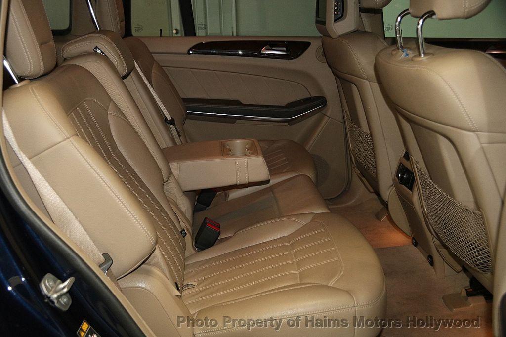 2014 Mercedes-Benz GL-Class 4MATIC 4dr GL 350 BlueTEC - 17214012 - 16