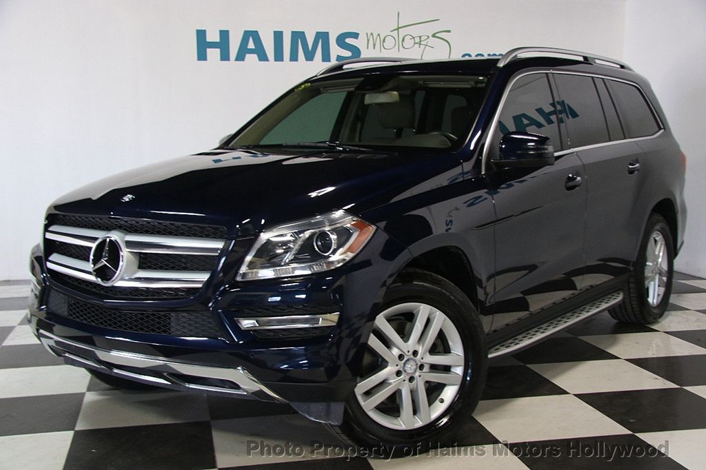 2014 used mercedes benz gl class 4matic 4dr gl 350 bluetec for Mercedes benz gl 350