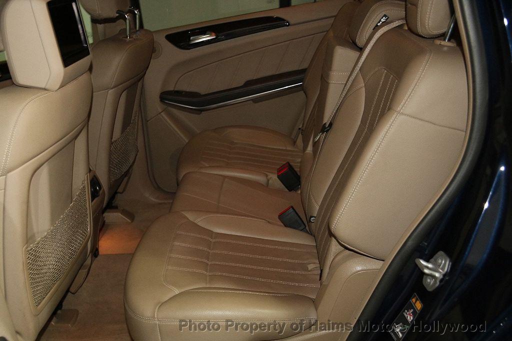 2014 Mercedes-Benz GL-Class 4MATIC 4dr GL 350 BlueTEC - 17214012 - 19