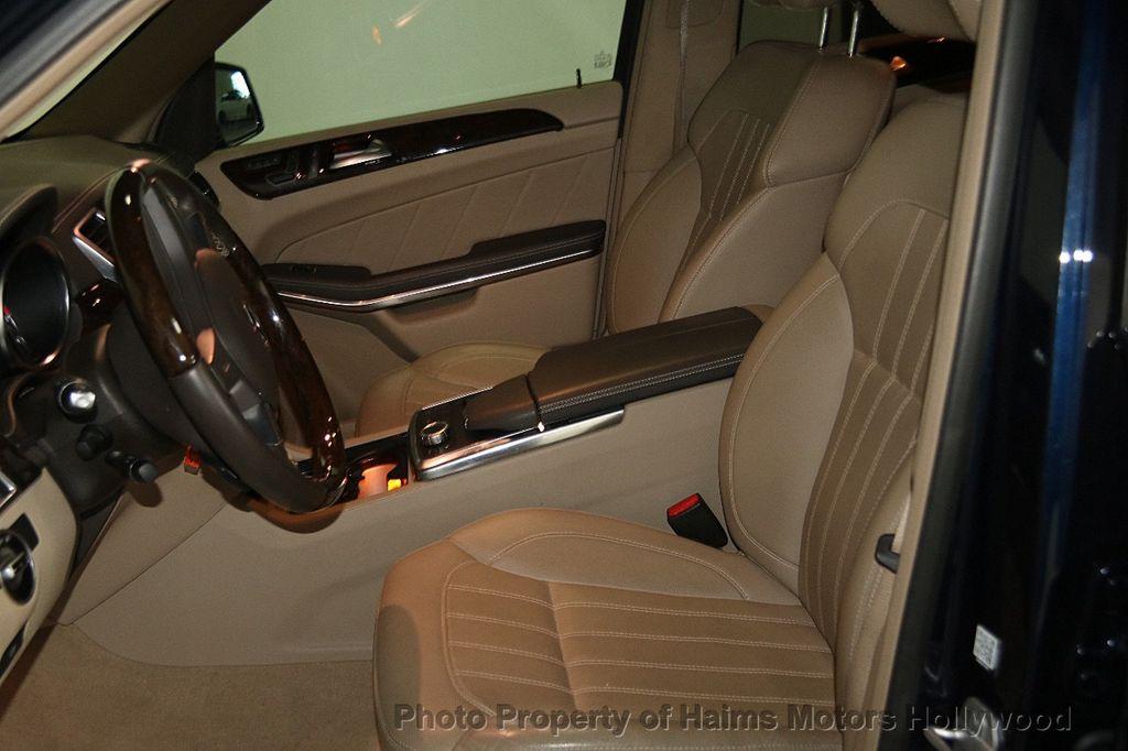 2014 Mercedes-Benz GL-Class 4MATIC 4dr GL 350 BlueTEC - 17214012 - 21