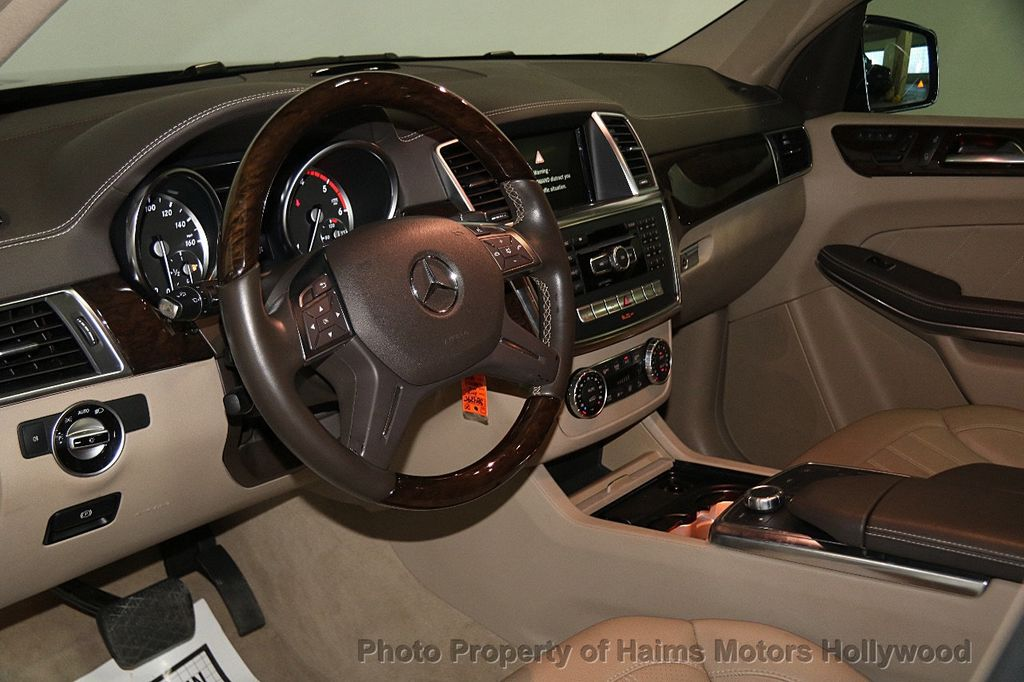 2014 Mercedes-Benz GL-Class 4MATIC 4dr GL 350 BlueTEC - 17214012 - 23