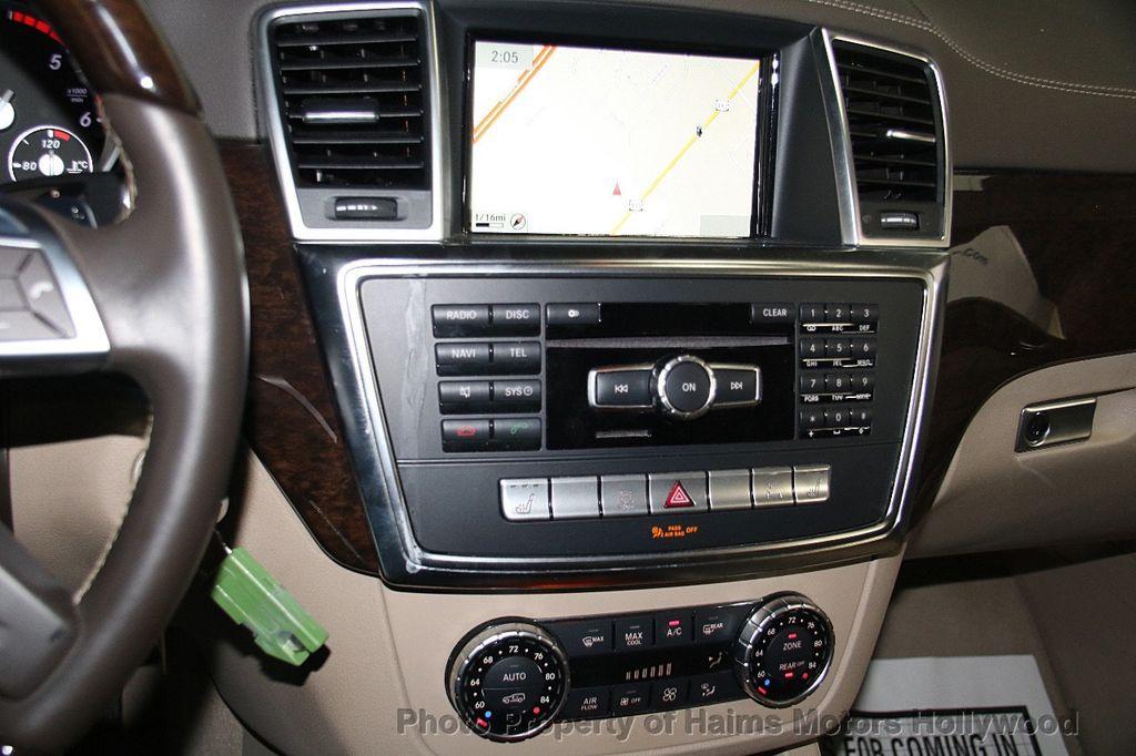 2014 Mercedes-Benz GL-Class 4MATIC 4dr GL 350 BlueTEC - 17214012 - 24