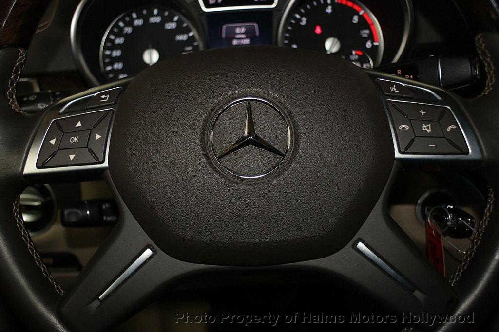 2014 Mercedes-Benz GL-Class 4MATIC 4dr GL 350 BlueTEC - 17214012 - 32