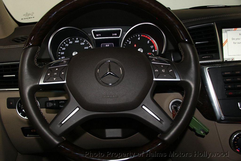 2014 Mercedes-Benz GL-Class 4MATIC 4dr GL 350 BlueTEC - 17214012 - 33