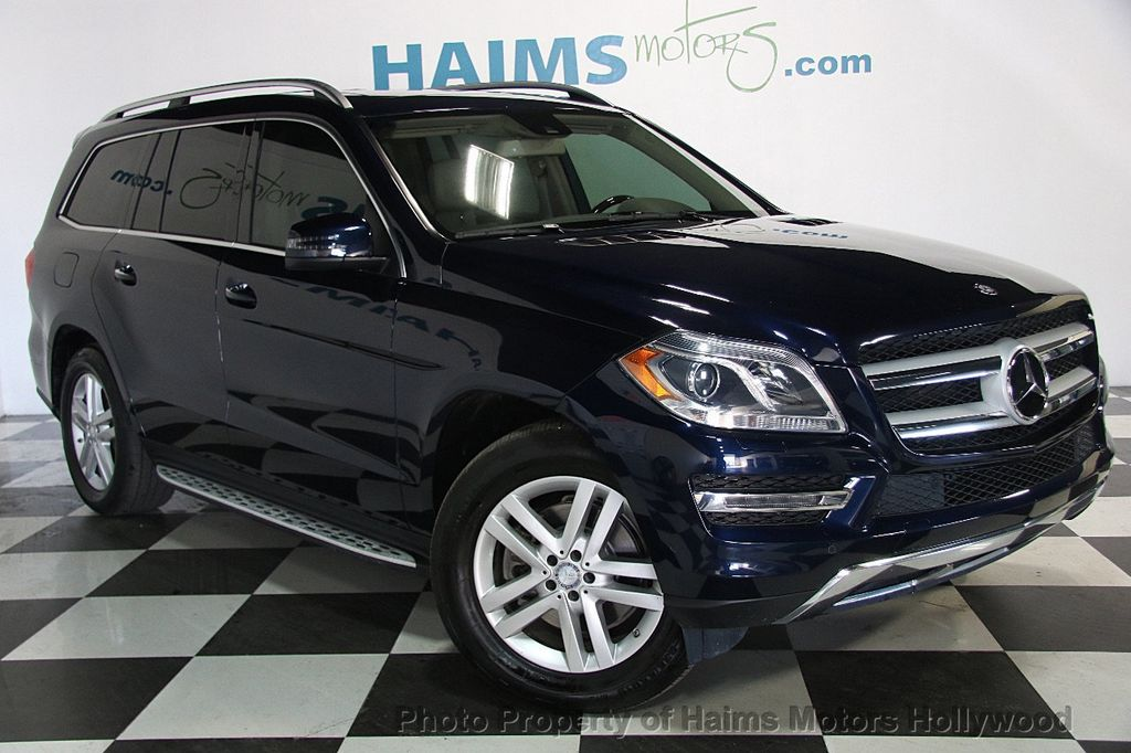 2014 Used Mercedes Benz GL Class 4MATIC 4dr GL 350 BlueTEC at Haims