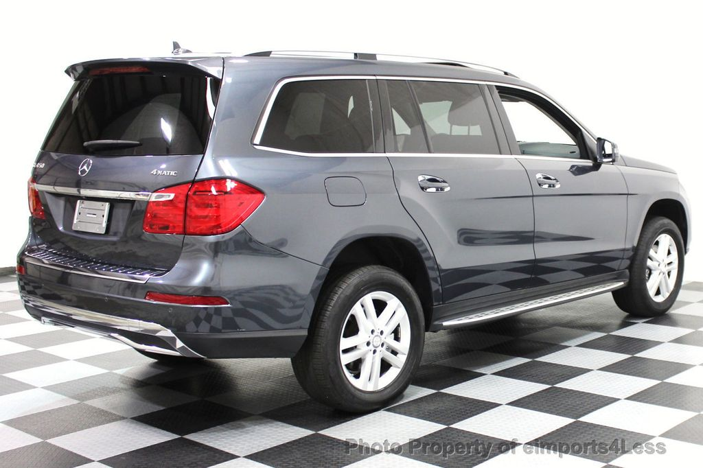 2014 used mercedes benz gl class certified gl450 4matic 7 for Mercedes benz seven seater
