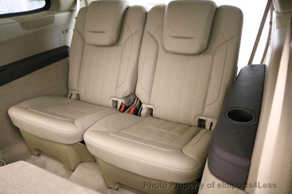 2014 Mercedes-Benz GL-Class CERTIFIED GL450 4Matic AWD PANO 20s BLIND SPOT NAVI - 17179691 - 9