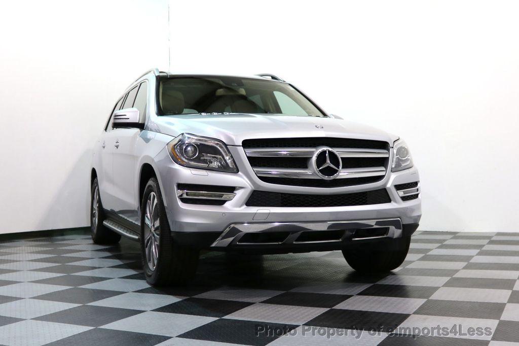 2014 Mercedes-Benz GL-Class CERTIFIED GL450 4Matic AWD PANO 20s BLIND SPOT NAVI - 17179691 - 15