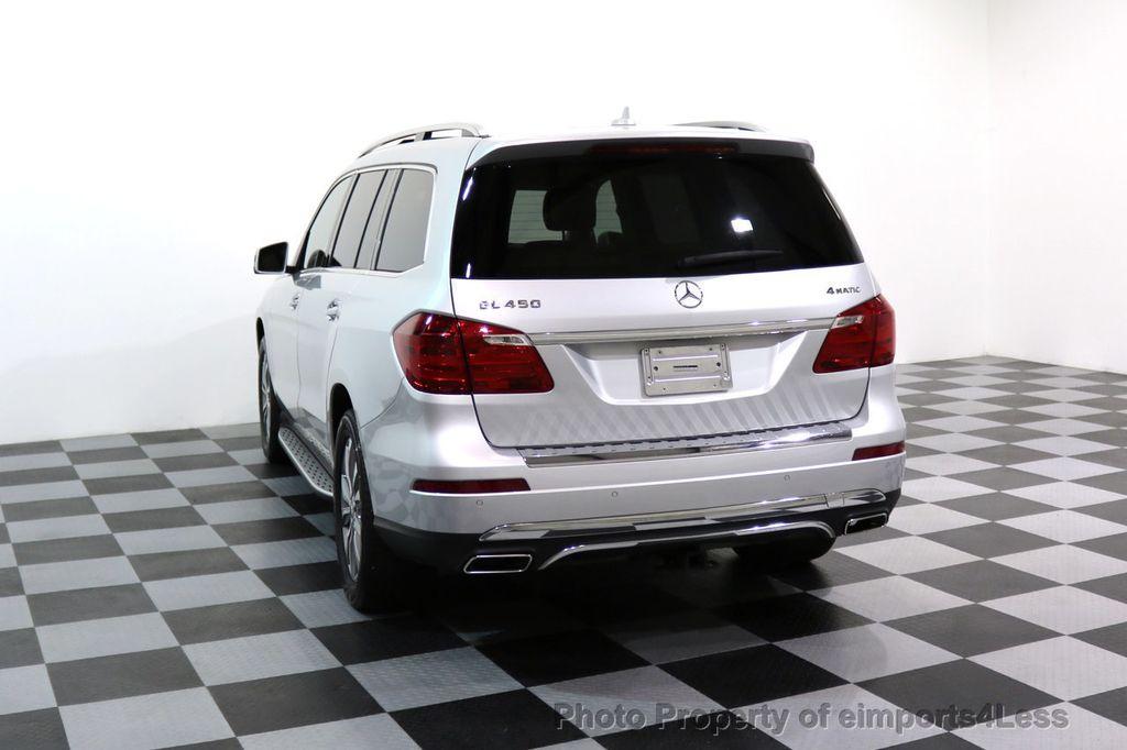 2014 Mercedes-Benz GL-Class CERTIFIED GL450 4Matic AWD PANO 20s BLIND SPOT NAVI - 17179691 - 16