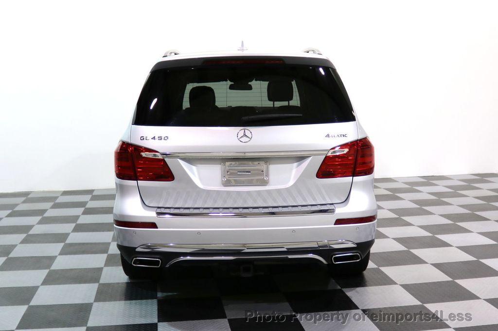 2014 Mercedes-Benz GL-Class CERTIFIED GL450 4Matic AWD PANO 20s BLIND SPOT NAVI - 17179691 - 17