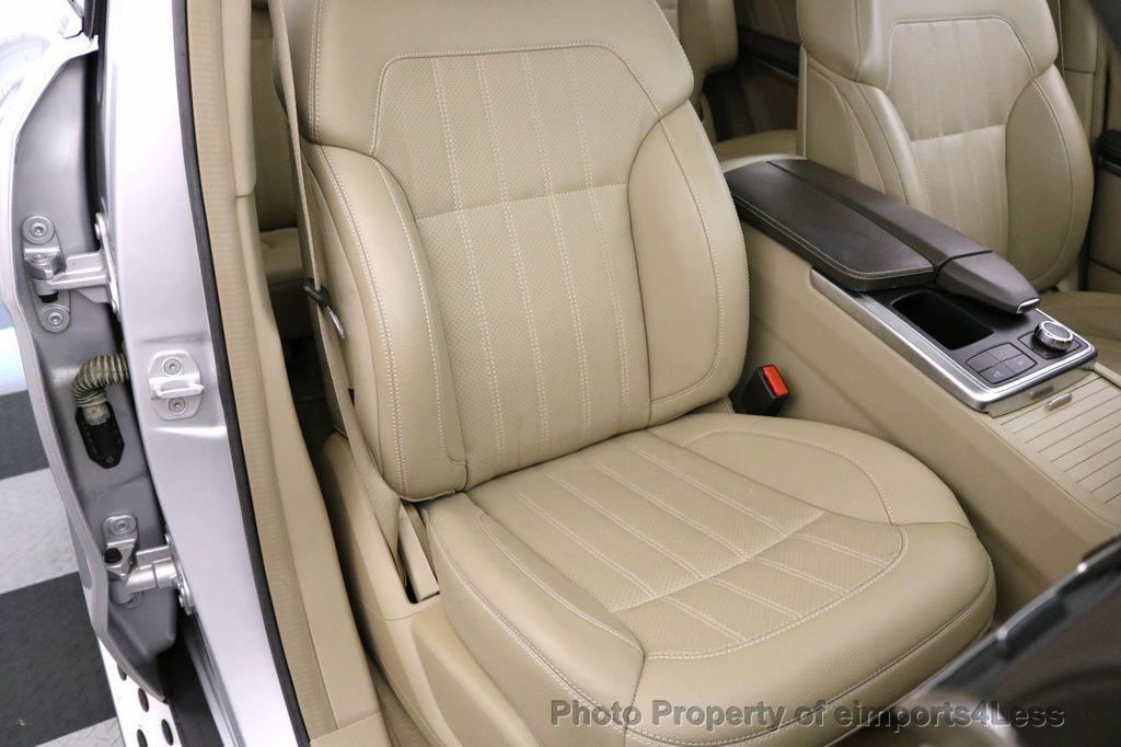2014 Mercedes-Benz GL-Class CERTIFIED GL450 4Matic AWD PANO 20s BLIND SPOT NAVI - 17179691 - 24