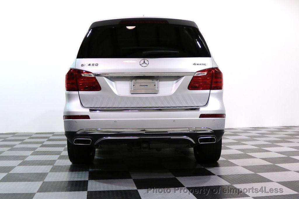 2014 Mercedes-Benz GL-Class CERTIFIED GL450 4Matic AWD PANO 20s BLIND SPOT NAVI - 17179691 - 30