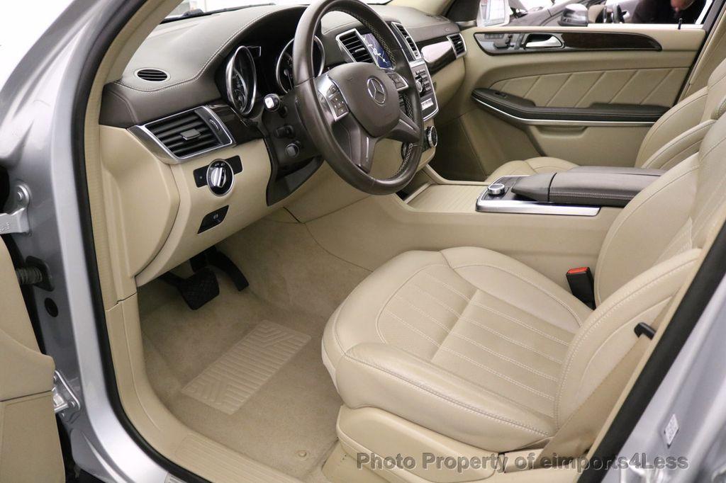 2014 Mercedes-Benz GL-Class CERTIFIED GL450 4Matic AWD PANO 20s BLIND SPOT NAVI - 17179691 - 32