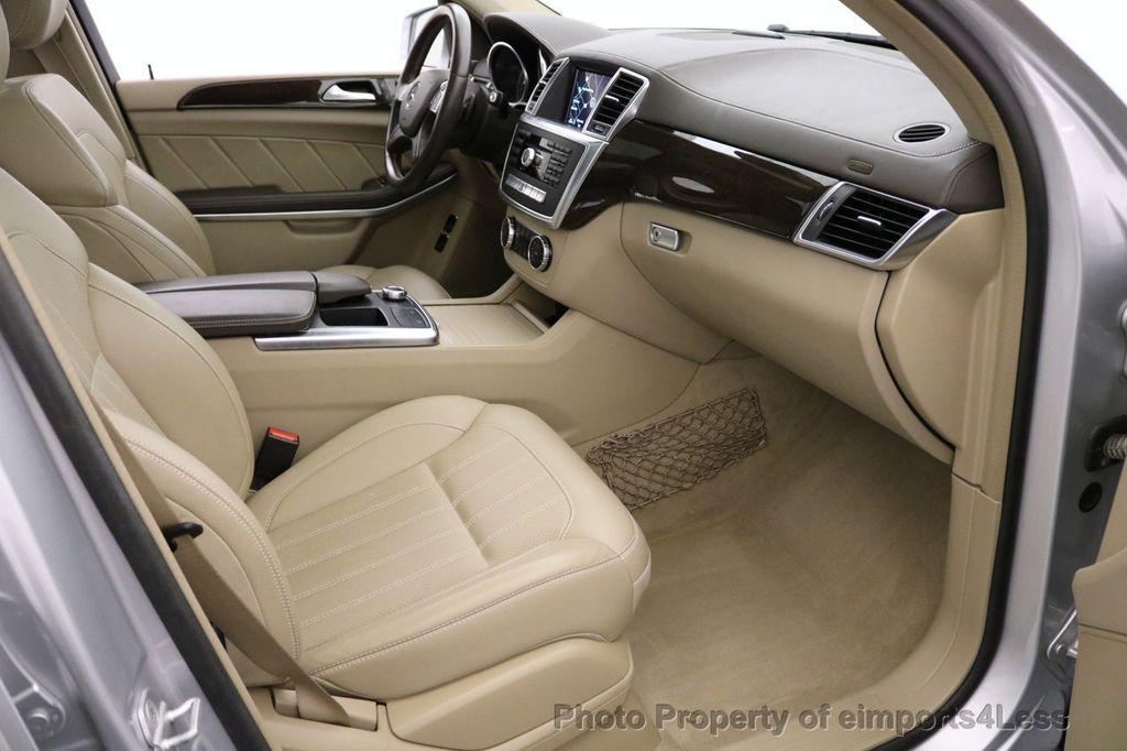 2014 Mercedes-Benz GL-Class CERTIFIED GL450 4Matic AWD PANO 20s BLIND SPOT NAVI - 17179691 - 33
