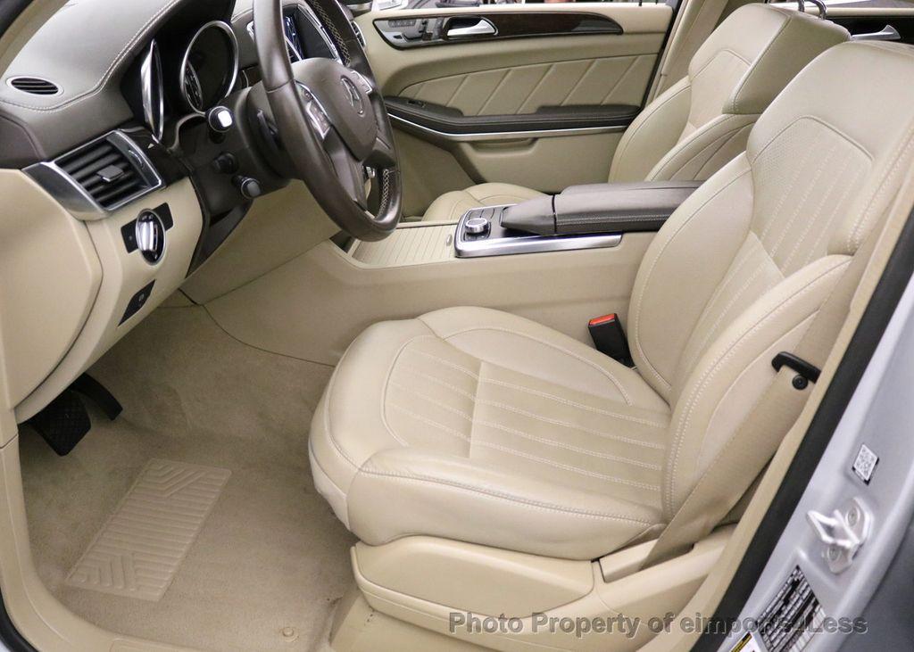 2014 Mercedes-Benz GL-Class CERTIFIED GL450 4Matic AWD PANO 20s BLIND SPOT NAVI - 17179691 - 34