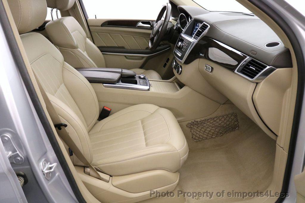 2014 Mercedes-Benz GL-Class CERTIFIED GL450 4Matic AWD PANO 20s BLIND SPOT NAVI - 17179691 - 35
