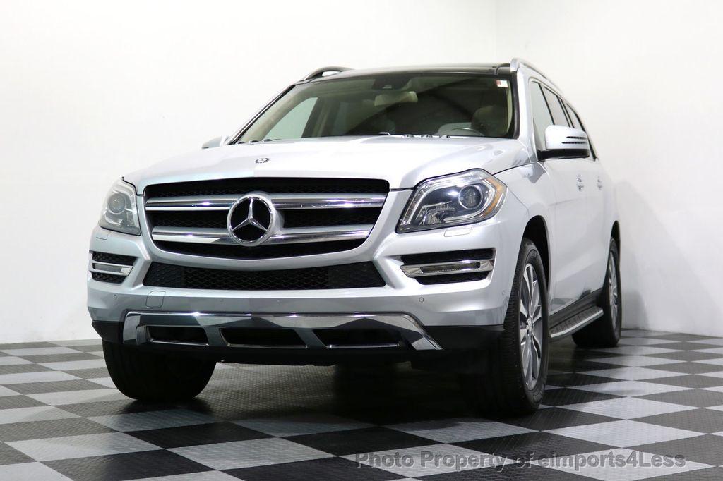 2014 Mercedes-Benz GL-Class CERTIFIED GL450 4Matic AWD PANO 20s BLIND SPOT NAVI - 17179691 - 39