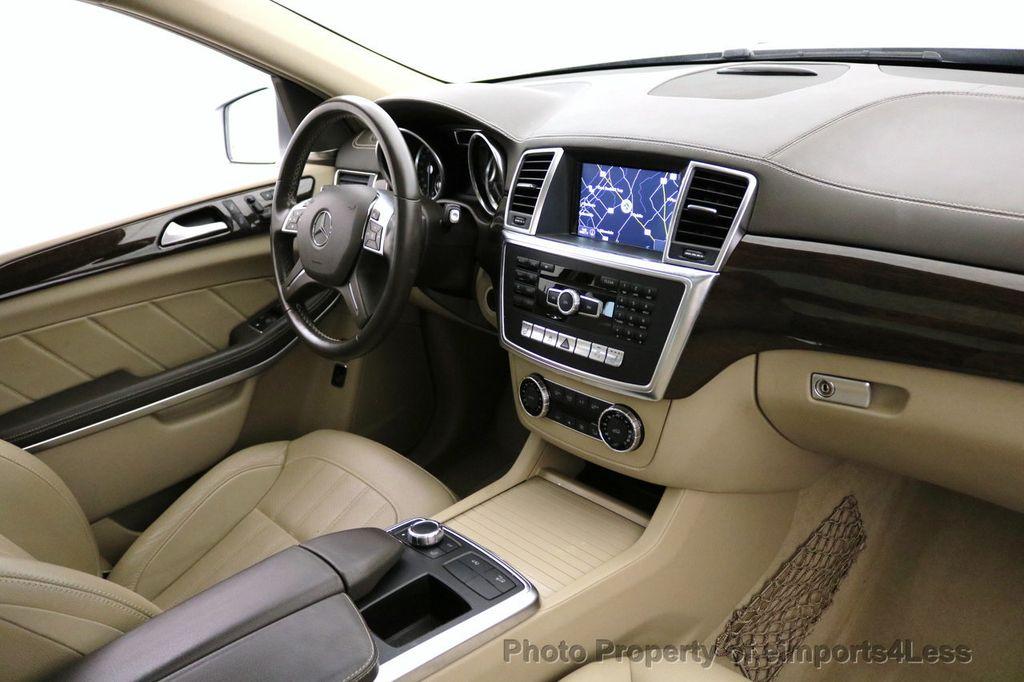 2014 Mercedes-Benz GL-Class CERTIFIED GL450 4Matic AWD PANO 20s BLIND SPOT NAVI - 17179691 - 45