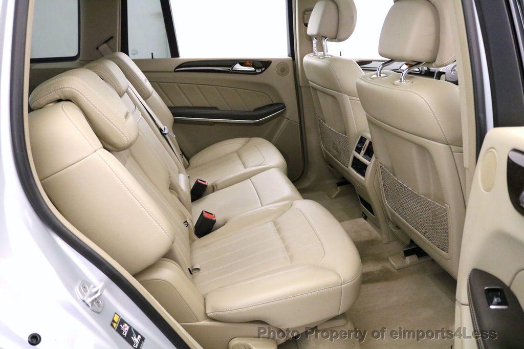 2014 Mercedes-Benz GL-Class CERTIFIED GL450 4Matic AWD PANO 20s BLIND SPOT NAVI - 17179691 - 46