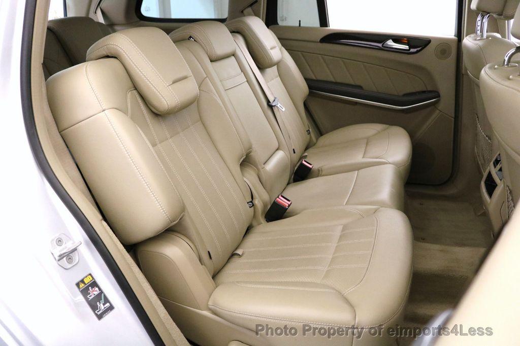 2014 Mercedes-Benz GL-Class CERTIFIED GL450 4Matic AWD PANO 20s BLIND SPOT NAVI - 17179691 - 47