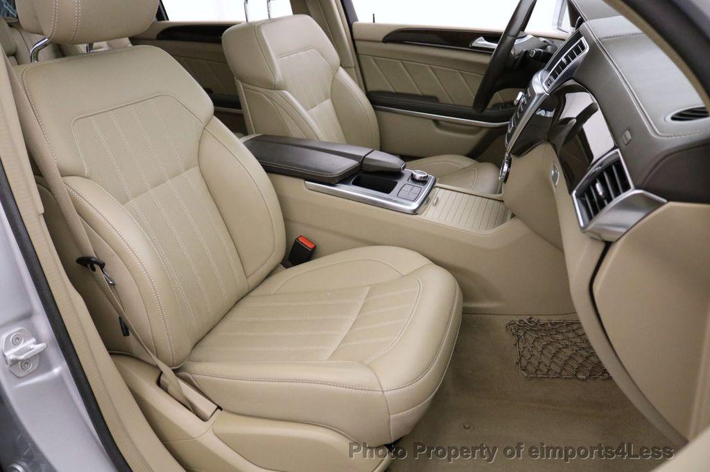 2014 Mercedes-Benz GL-Class CERTIFIED GL450 4Matic AWD PANO 20s BLIND SPOT NAVI - 17179691 - 49