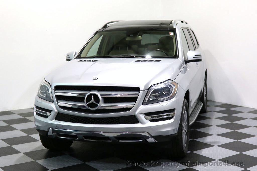 2014 Mercedes-Benz GL-Class CERTIFIED GL450 4Matic AWD PANO 20s BLIND SPOT NAVI - 17179691 - 50