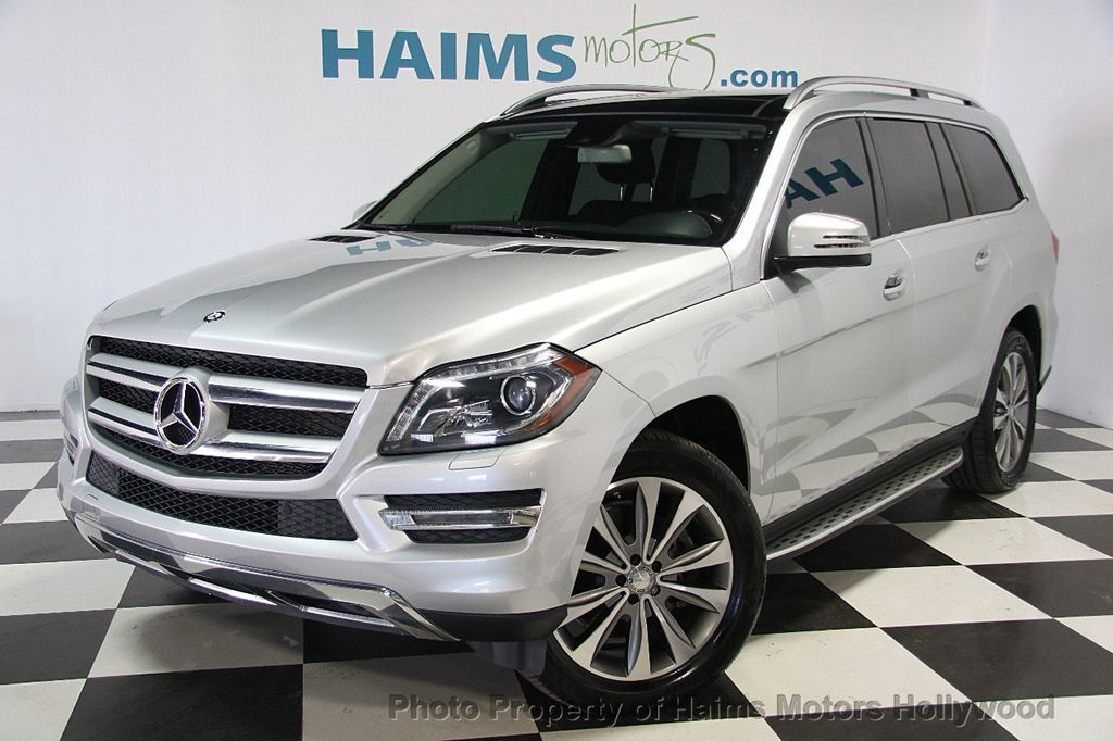 2014 used mercedes benz gl class gl450 4matic at haims for Used mercedes benz miami