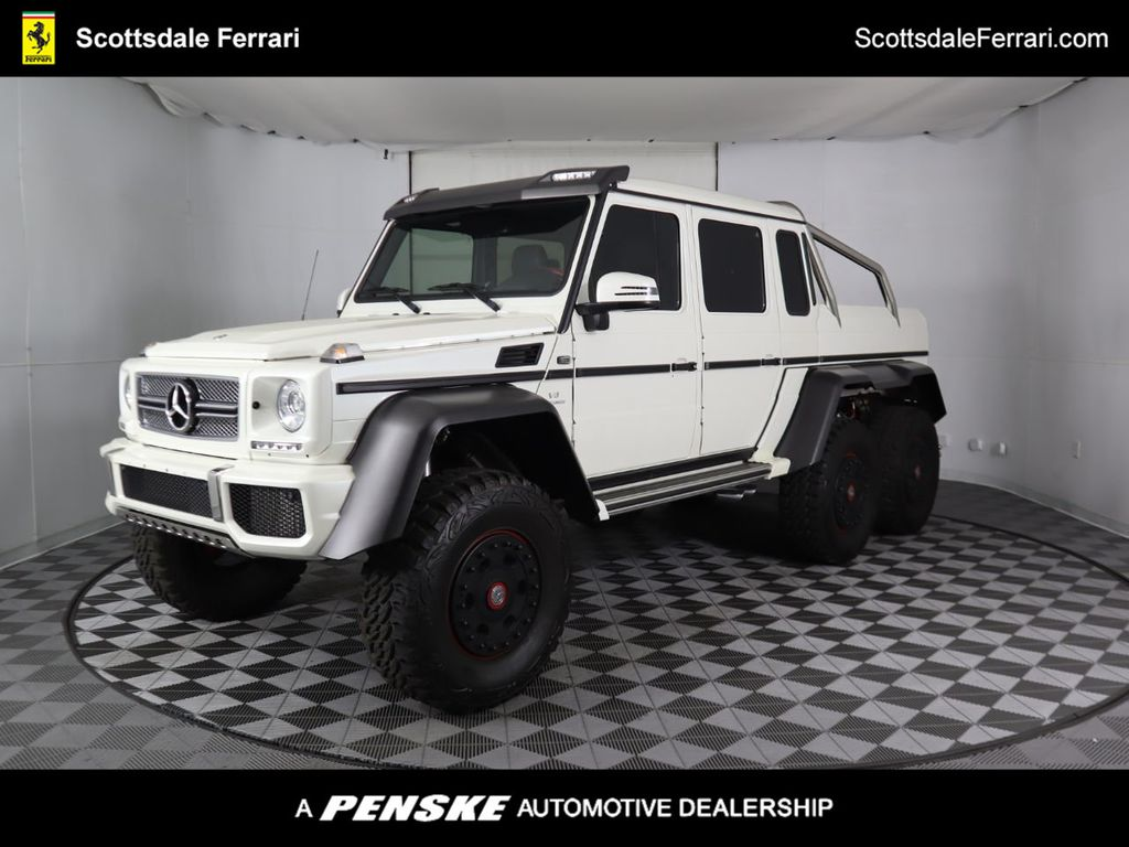 Amazing 2014 Mercedes Benz G Class 4MATIC 4dr G 63 AMG   18066506   0