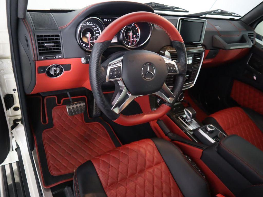 2014 Mercedes-Benz G-Class 4MATIC 4dr G 63 AMG - 18066506 - 12