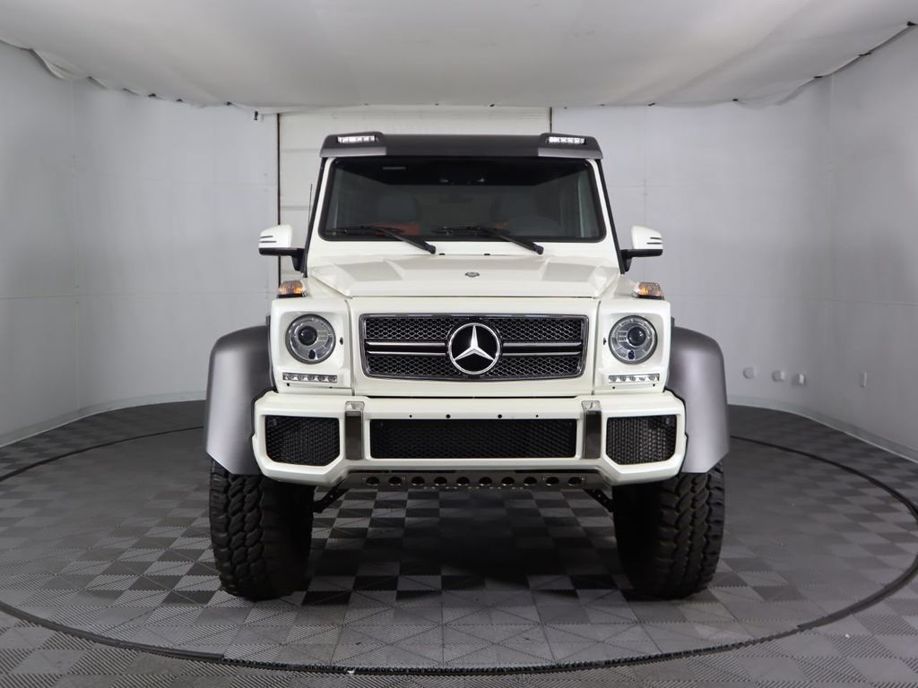 2014 Used Mercedes Benz 4matic 4dr G 63 Amg At Tempe Honda Serving
