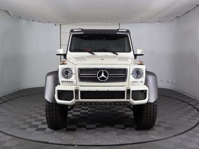 2014 Mercedes-Benz  4MATIC 4dr G 63 AMG - Click to see full-size photo viewer
