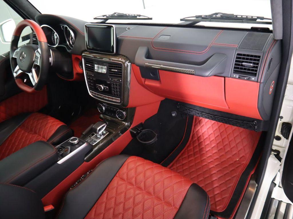 2014 Mercedes-Benz G-Class 4MATIC 4dr G 63 AMG - 18066506 - 21