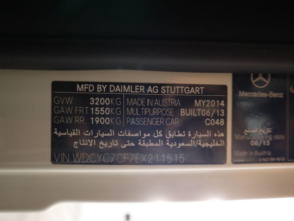 2014 Mercedes-Benz G-Class 4MATIC 4dr G 63 AMG - 18066506 - 44