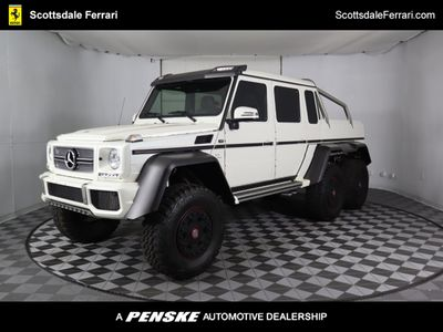 2014 Mercedes-Benz G-Class 4MATIC 4dr G 63 AMG SUV - Click to see full-size photo viewer