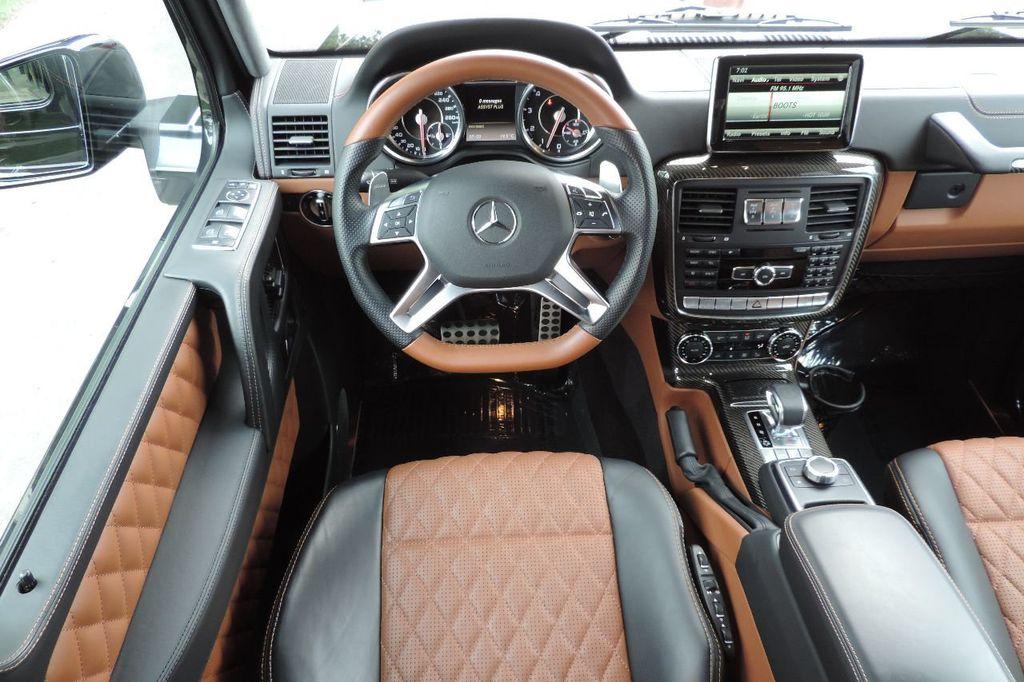 2014 Mercedes-Benz G-Class G63 AMG 6x6 - 15024452 - 15